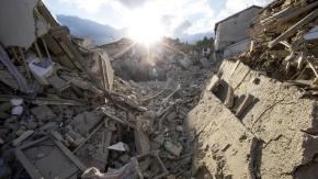 Earthquke in Italy