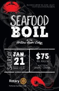 Seafood Boil Logo